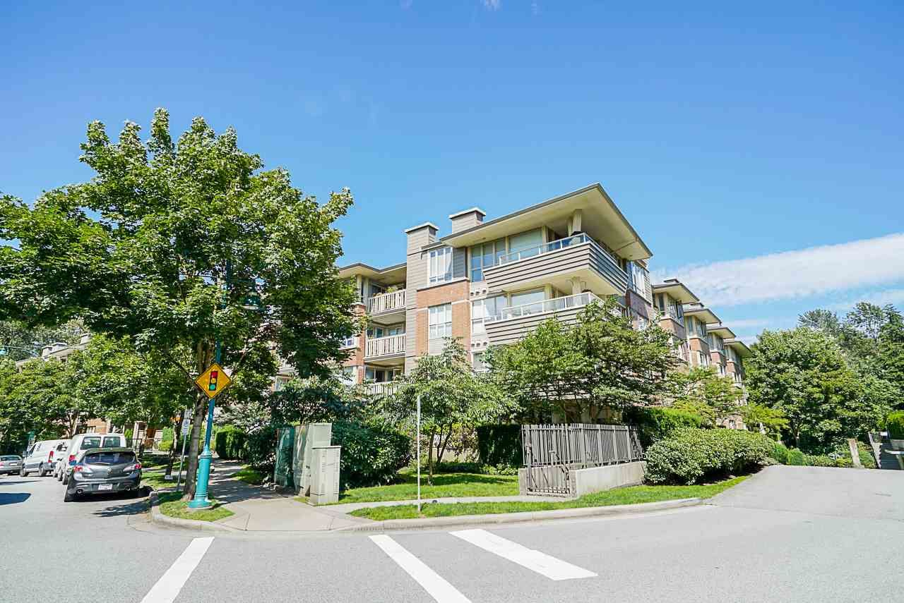 Main Photo: 308 801 KLAHANIE Drive in Port Moody: Port Moody Centre Condo for sale : MLS®# R2561801