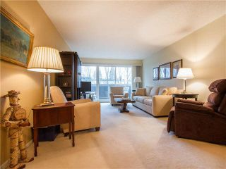 """Photo 2: 305 1775 W 11TH Avenue in Vancouver: Fairview VW Condo for sale in """"Ravenwood"""" (Vancouver West)  : MLS®# V1106649"""