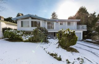 Main Photo: 7550 DORCHESTER Drive in Burnaby: Government Road House for sale (Burnaby North)  : MLS® # R2242148