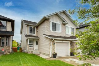 Photo 1: 158 Canals Circle SW: Airdrie Semi Detached for sale : MLS®# A1119456