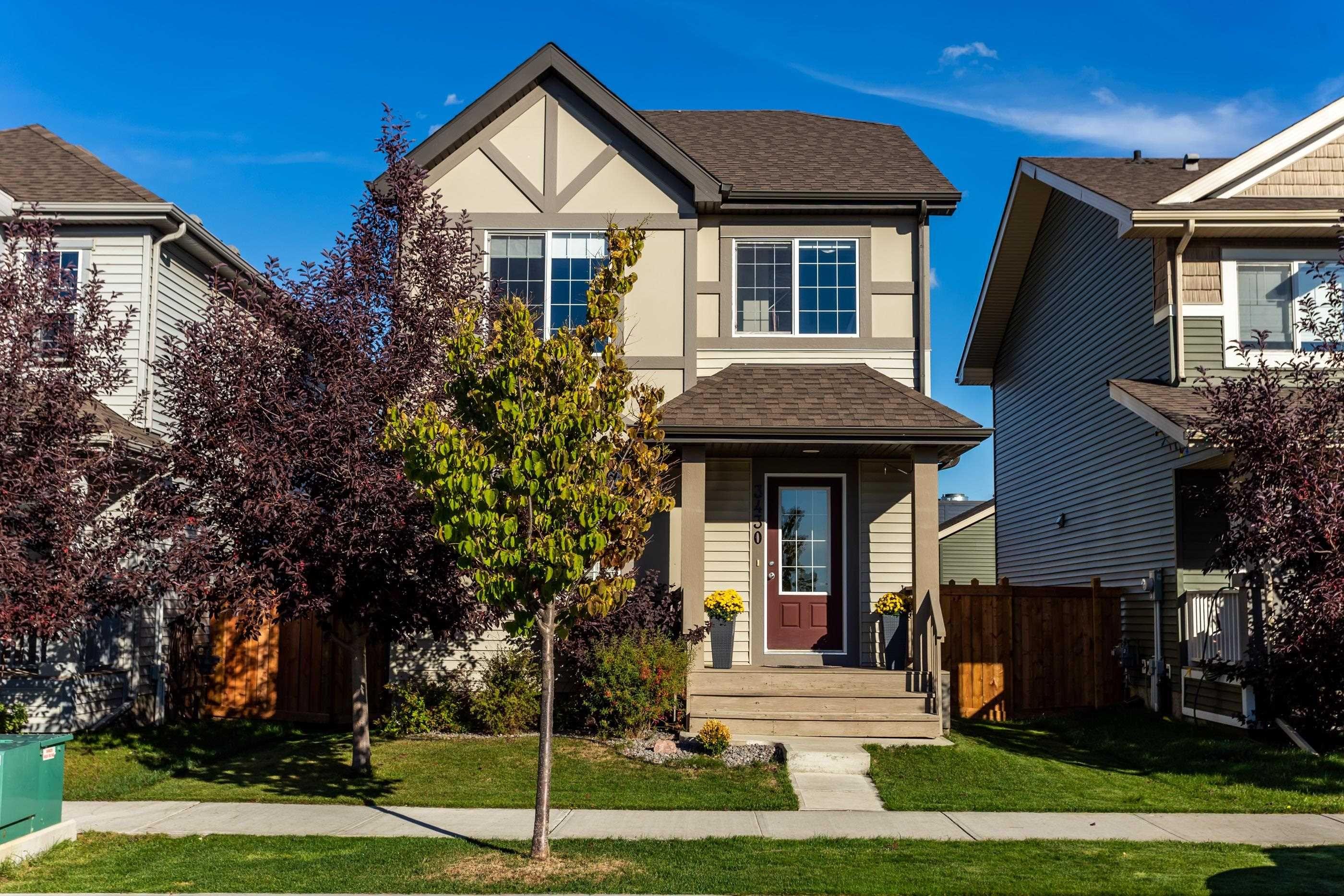 Main Photo: 3430 CUTLER Crescent in Edmonton: Zone 55 House for sale : MLS®# E4264146
