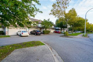 """Photo 40: 10 7250 122 Street in Surrey: East Newton Townhouse for sale in """"STRAWBERRY HILL"""" : MLS®# R2622818"""