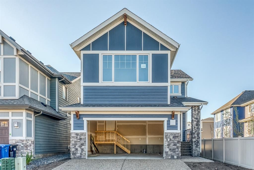 Main Photo: 246 West Grove Point SW in Calgary: West Springs Detached for sale : MLS®# A1153490