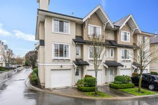 "Photo 1: 13 20560 66 Avenue in Langley: Willoughby Heights Townhouse for sale in ""AMBERLEIGH II"" : MLS®# R2534755"