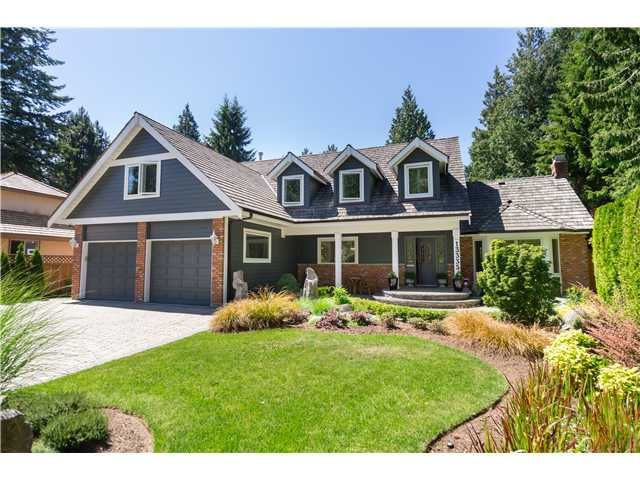 Main Photo: 13335 17A AV in Surrey: Crescent Bch Ocean Pk. House for sale (South Surrey White Rock)  : MLS®# F1445045