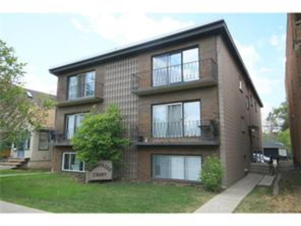 Main Photo: 1 916 3 Avenue NW in Calgary: Sunnyside Apartment for sale : MLS®# C4305638
