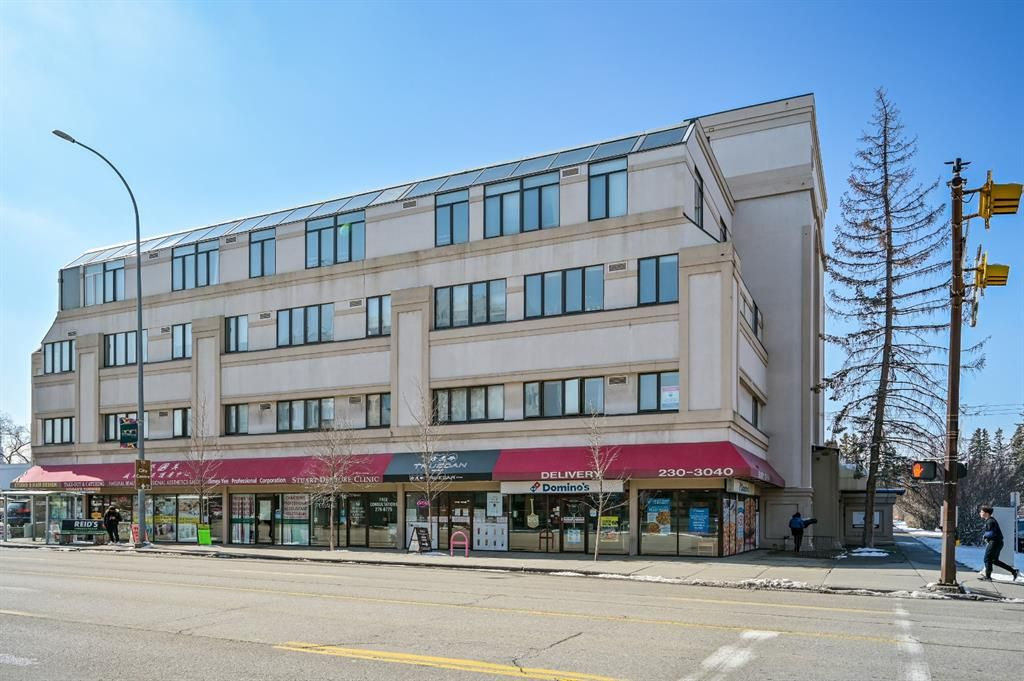 Main Photo: 203 103 10 Avenue NW in Calgary: Crescent Heights Apartment for sale : MLS®# A1087576