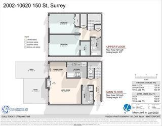 """Photo 21: 2002 10620 150 Street in Surrey: Guildford Townhouse for sale in """"Lincolins"""" (North Surrey)  : MLS®# R2459924"""