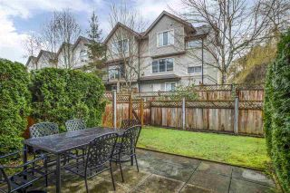 """Photo 27: 17 2538 PITT RIVER Road in Port Coquitlam: Mary Hill Townhouse for sale in """"RIVER COURT"""" : MLS®# R2549058"""
