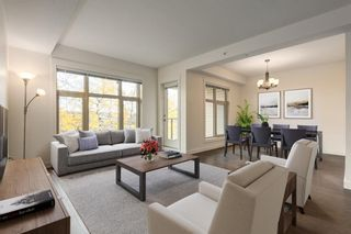 Photo 5: 208 45 Aspenmont Heights SW in Calgary: Aspen Woods Apartment for sale : MLS®# A1075895