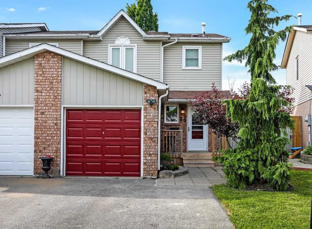 Main Photo: 25 Elford Drive in Clarington: Bowmanville House (2-Storey) for sale : MLS®# E5265714
