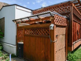 Photo 9: 68 1655 ORD ROAD in : Brocklehurst Manufactured Home/Prefab for sale (Kamloops)  : MLS®# 140960