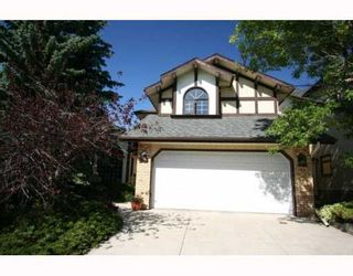 Photo 1: 100 STRATHAVEN Circle SW in CALGARY: Strathcona Park Residential Detached Single Family for sale (Calgary)  : MLS®# C3393643