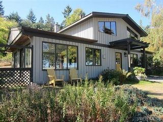 Photo 3: 1146 North Beach Rd in SALT SPRING ISLAND: GI Salt Spring House for sale (Gulf Islands)  : MLS®# 682774