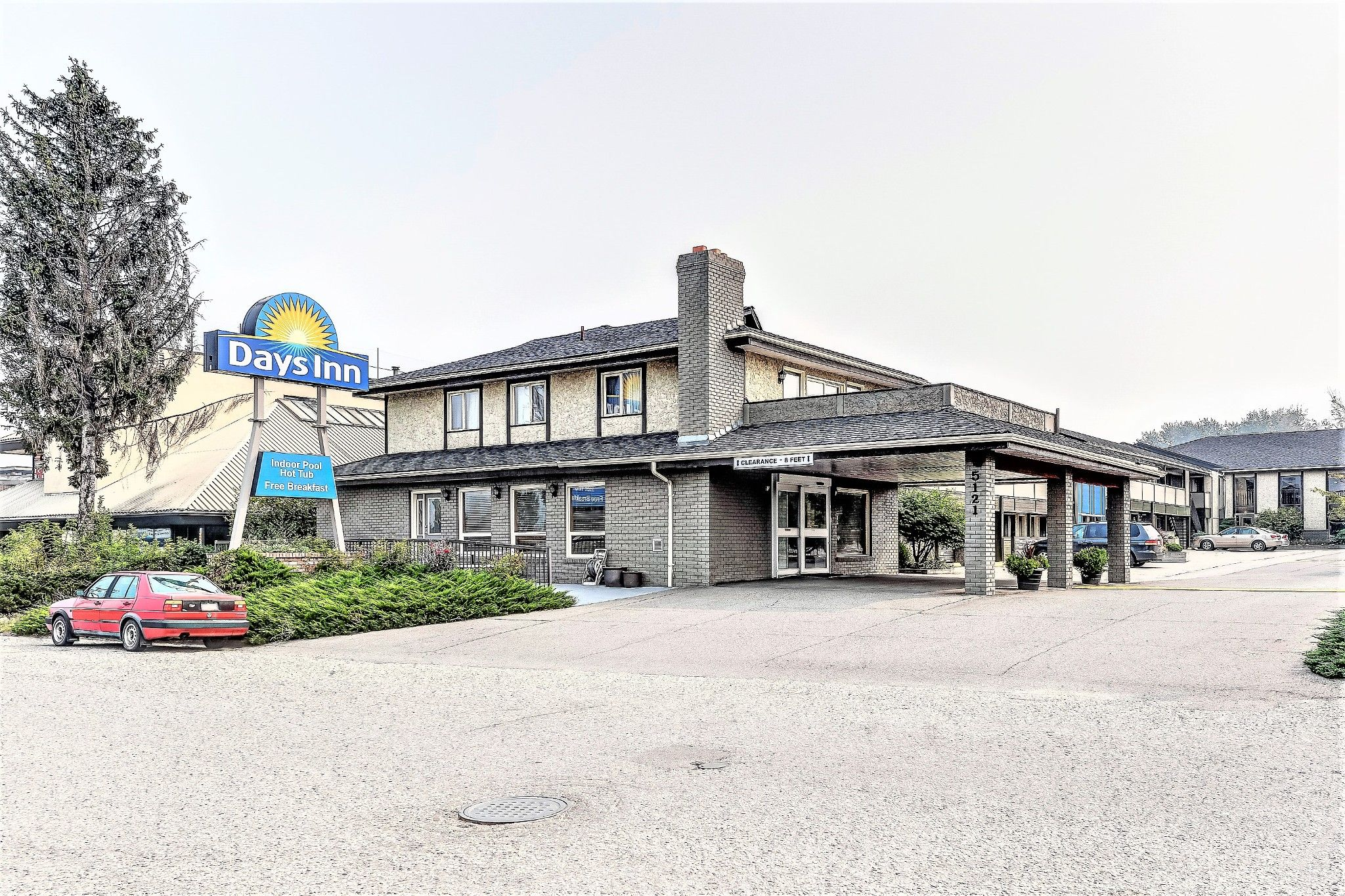 Main Photo: : Business with Property for sale