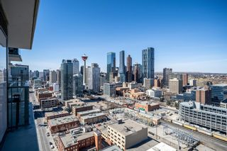 Main Photo: 2702 1122 3 Street SE in Calgary: Beltline Apartment for sale : MLS®# A1095743