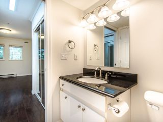 """Photo 16: 109 1189 WESTWOOD Street in Coquitlam: North Coquitlam Condo for sale in """"LAKESIDE TERRACE"""" : MLS®# R2483775"""