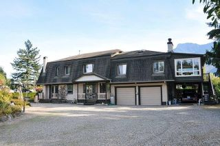 Photo 1: 51696 YALE Road in Rosedale: Rosedale Popkum House for sale : MLS®# R2053677