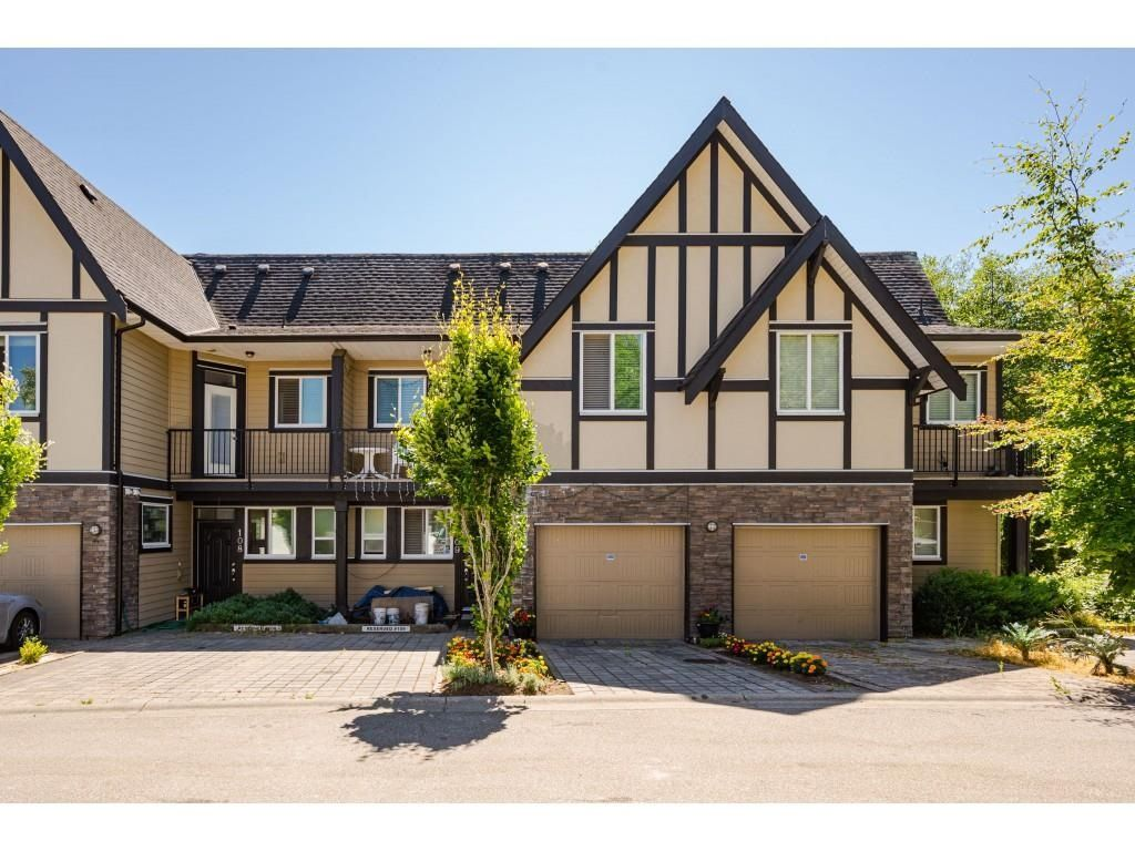 """Main Photo: 109 6739 137 Street in Surrey: East Newton Townhouse for sale in """"Highland Grands"""" : MLS®# R2605797"""