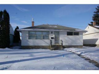 Photo 1: 1008 WALKER Street in Regina: Rosemont Single Family Dwelling for sale (Regina Area 02)  : MLS®# 523318