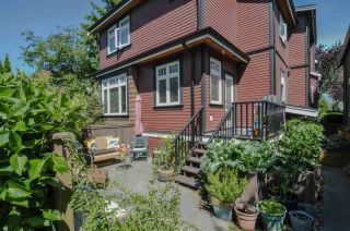 Photo 14: 1 1130 E 14TH AVENUE in Vancouver: Mount Pleasant VE Townhouse for sale (Vancouver East)  : MLS®# R2470688