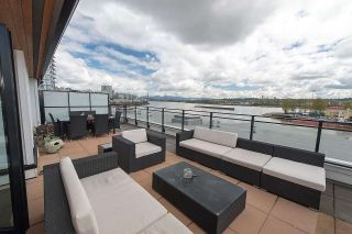 """Photo 18: 401 220 SALTER Street in New Westminster: Queensborough Condo for sale in """"GLASSHOUSE LOFTS"""" : MLS®# R2159431"""