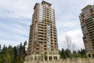 Photo 1: 1201 6823 STATION HILL Drive in Burnaby: South Slope Condo for sale (Burnaby South)  : MLS®# V961615