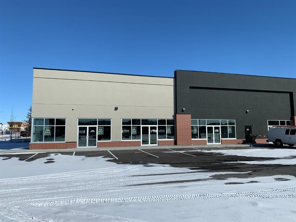 Main Photo: 3109 2920 Kingsview Boulevard: Airdrie Industrial for sale : MLS®# A1067962