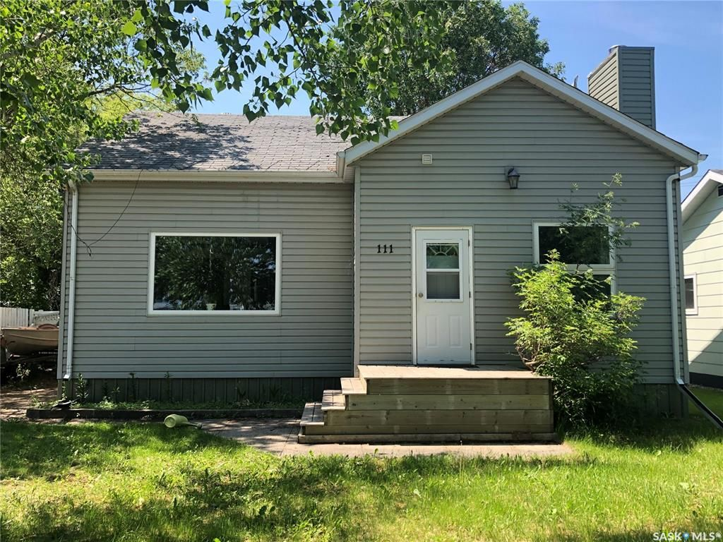 Main Photo: 111 1st Street West in Carrot River: Residential for sale : MLS®# SK860812