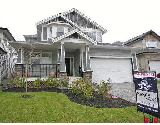 """Main Photo: 7376 201ST ST in Langley: Willoughby Heights House for sale in """"Jericho Ridge"""" : MLS®# F2616825"""