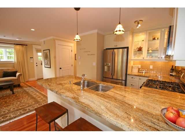 """Photo 5: Photos: 3538 W 5TH Avenue in Vancouver: Kitsilano Townhouse for sale in """"BOEUR HOUSE"""" (Vancouver West)  : MLS®# V822581"""