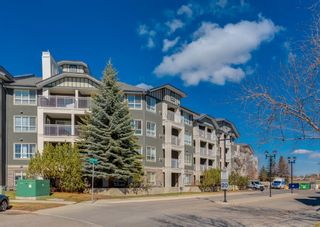 Photo 1: 158 35 Richard Court SW in Calgary: Lincoln Park Apartment for sale : MLS®# A1096468