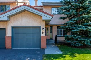 Photo 1: #34 5810 PATINA DR SW in Calgary: Patterson House for sale : MLS®# C4138541