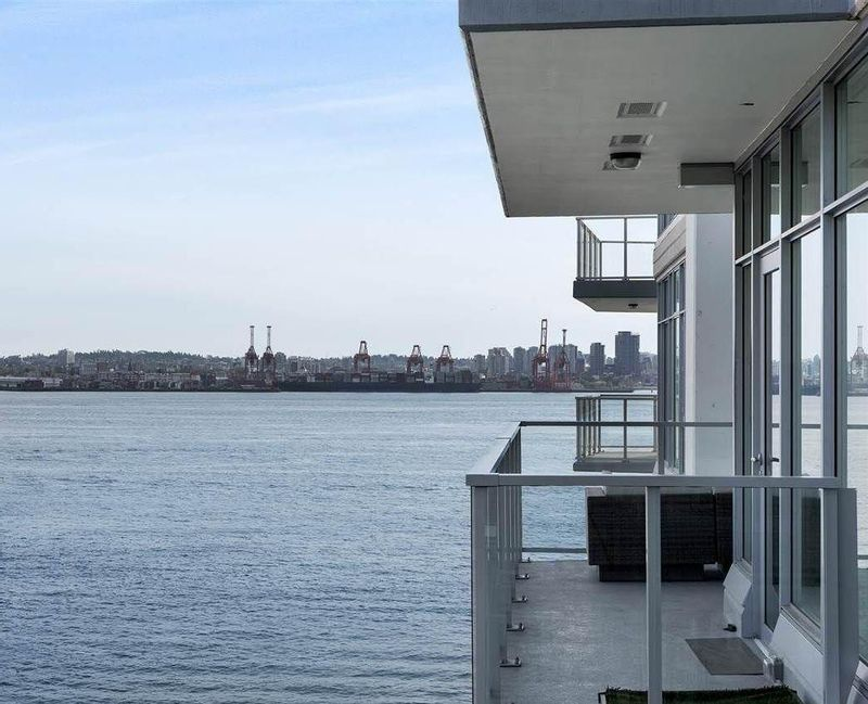 FEATURED LISTING: 803 - 175 VICTORY SHIP Way North Vancouver