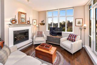 Photo 3: 413 999 Burdett Ave in : Vi Downtown Condo for sale (Victoria)  : MLS®# 861366