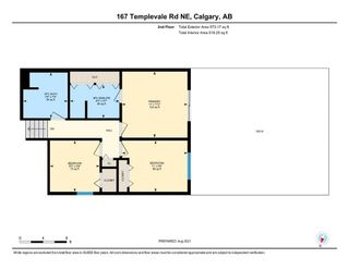 Photo 33: 167 Templevale Road NE in Calgary: Temple Semi Detached for sale : MLS®# A1140728
