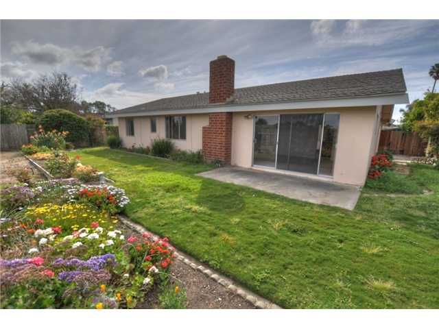 Main Photo: Residential for sale : 4 bedrooms : 5831 Stresemann Street in San Diego