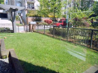 """Photo 3: 115 4788 BRENTWOOD Drive in Burnaby: Brentwood Park Condo for sale in """"JACKSON HOUSE"""" (Burnaby North)  : MLS®# V1054087"""