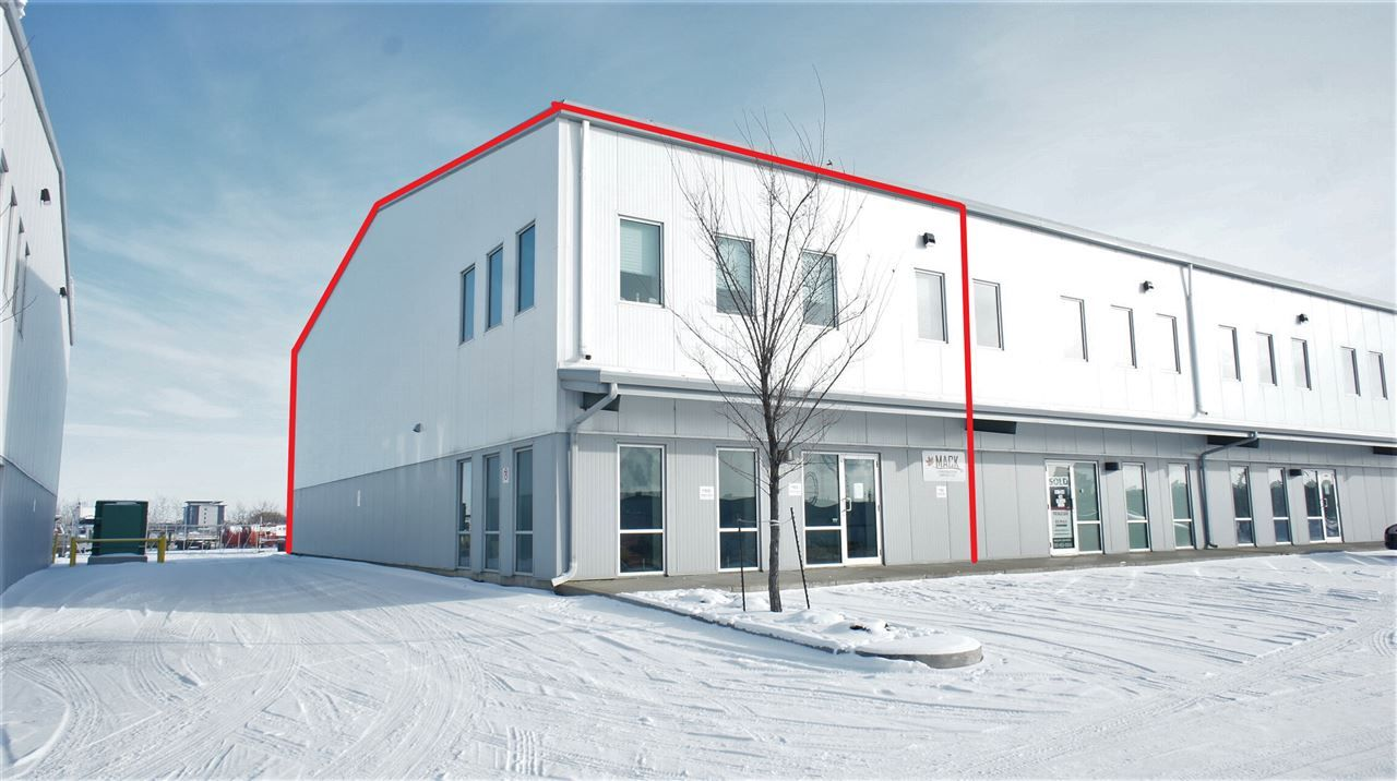 Main Photo: 350 280 PORTAGE Close: Sherwood Park Industrial for sale or lease : MLS®# E4228262