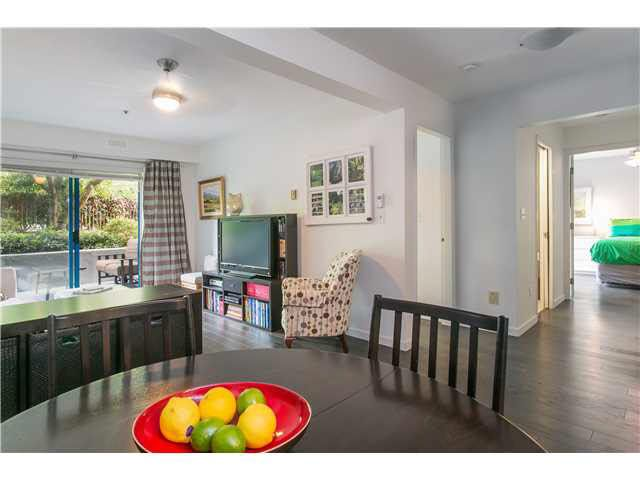 Photo 3: Photos: 102 988 W 16TH Avenue in Vancouver: Cambie Condo for sale (Vancouver West)  : MLS®# V1138316