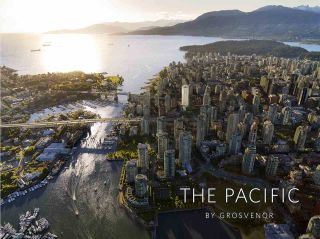 """Photo 16: 2801 889 PACIFIC Street in Vancouver: Downtown VW Condo for sale in """"THE PACIFIC BY GROSVENOR"""" (Vancouver West)  : MLS®# R2555349"""