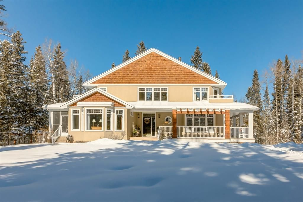 Main Photo: 162098 280 Street W: Rural Foothills County Detached for sale : MLS®# A1066551