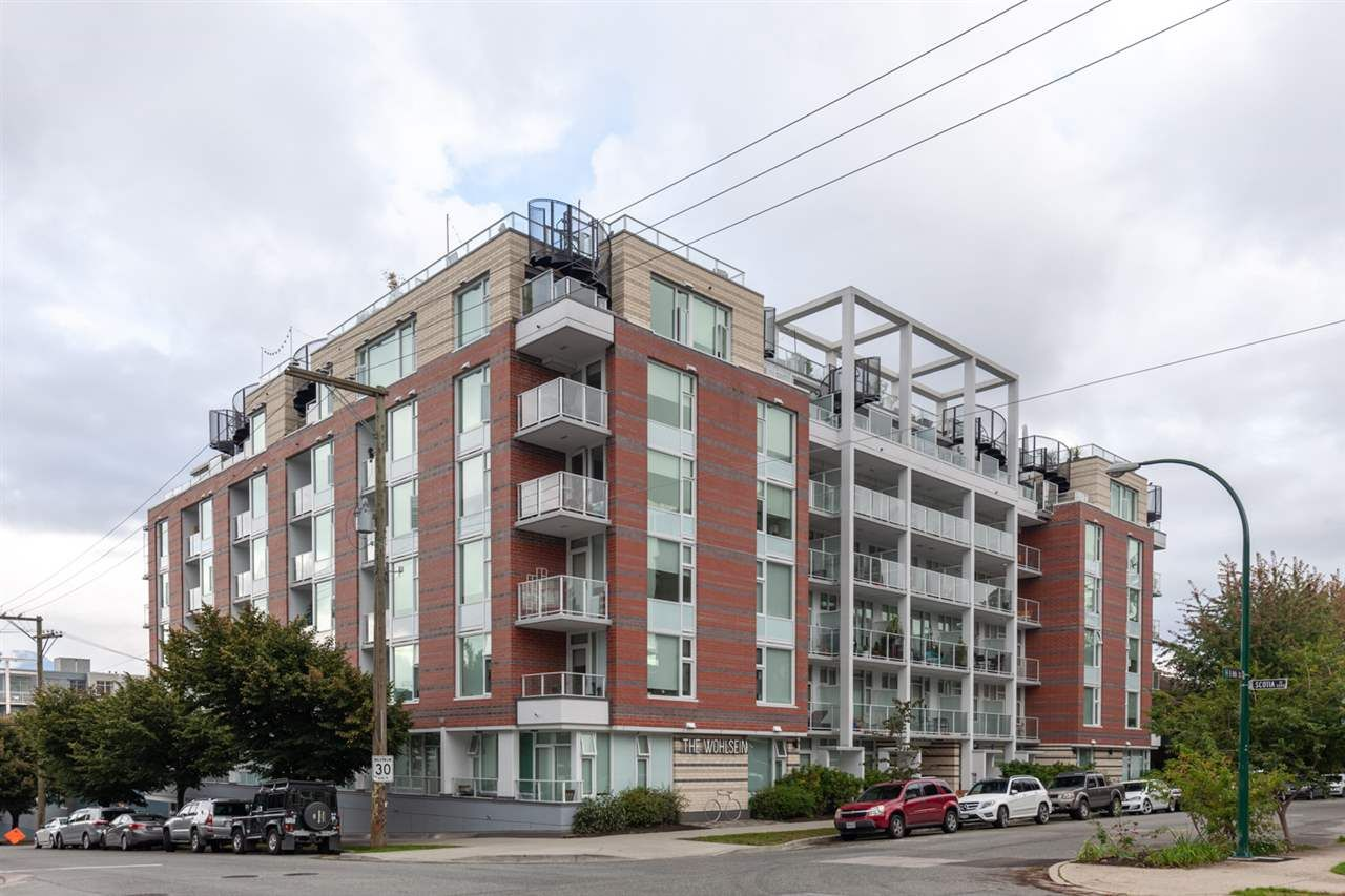 "Main Photo: 517 311 E 6TH Avenue in Vancouver: Mount Pleasant VE Condo for sale in ""The Wohlsein"" (Vancouver East)  : MLS®# R2405815"