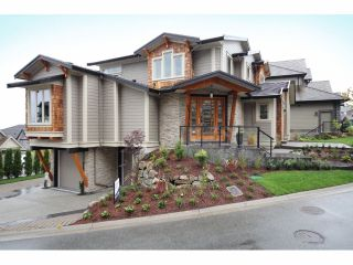 """Photo 1: 2665 EAGLE MOUNTAIN Drive in Abbotsford: Abbotsford East House for sale in """"Eagle Mountain"""" : MLS®# F1310642"""