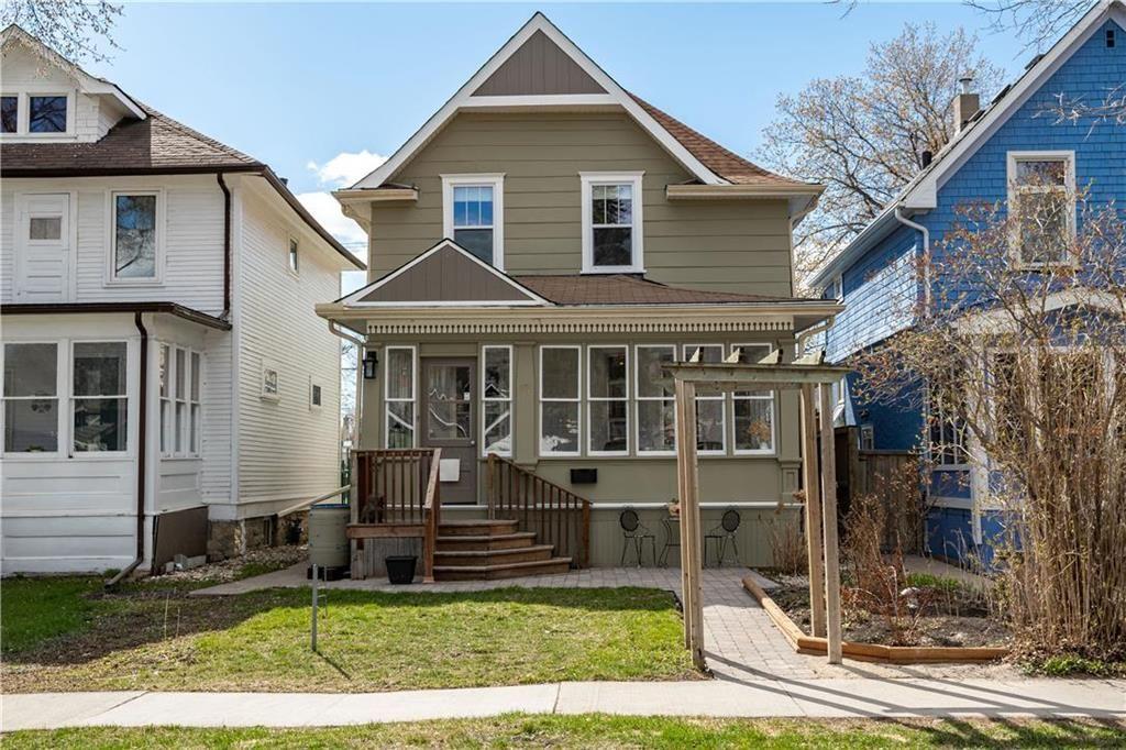 Main Photo: 52 Lipton Street in Winnipeg: Wolseley Residential for sale (5B)  : MLS®# 202110828