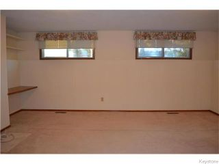 Photo 14: 98 Rutgers Bay in Winnipeg: Fort Richmond Residential for sale (1K)  : MLS®# 1628445