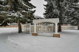 Photo 39: 2 GRANDVIEW Ridge: St. Albert Townhouse for sale : MLS®# E4227433