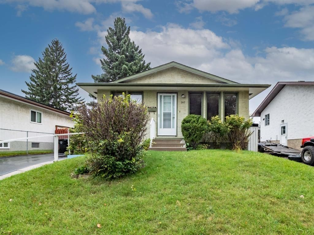 Main Photo: 547 Sabrina Road SW in Calgary: Southwood Detached for sale : MLS®# A1146796