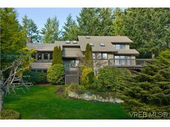 Main Photo: 1756 Spieden Pl in NORTH SAANICH: NS Dean Park House for sale (North Saanich)  : MLS®# 527143