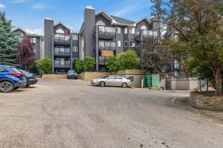 Photo 1: 107 20 Sierra Morena Mews SW in Calgary: Signal Hill Apartment for sale : MLS®# A1136105